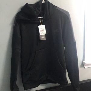 Adidas sweater TI FLECE PO BLACK